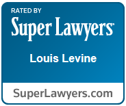 Rated by Super Lawyers - Lous Levine
